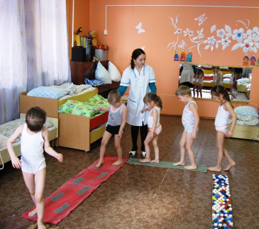 аттестационная работа медсестры детского сада на высшую категорию